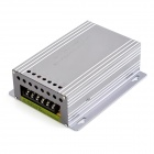 YGY TK-02 12V15A AC-to-DC Centralized Power Supply - Ash Black (AC100~240V)