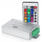 JRLED LED Controller Set for RGB Strip Light - Silver (DC 12~24V)