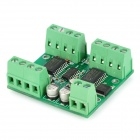WG2RS232 Automatic Dual Wiegand Input to RS232 Adapter Converter - Grass Green