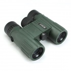Boshile 8 X 25 HD LLL Night Vision Mini Nitrogen Inflator Waterproof Binocular - Army Green