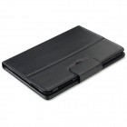 USB 2.0 Bluetooth V3.0 78-Key Keyboard w/ PU Case for Samsung Galaxy Note Pro 12.2 - Black