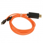 SlimPort to HDMI Cable for Google Nexus 4 / 5 / 7 / LG GOptimus pro / G2ASUS PadFone / Fujitsu 582
