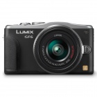 Genuine Panasonic Lumix GF6 w/14-42 - Black