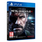 PS4 Metal Gear Solid V: Ground Zeroes - PlayStation 4 Video Game (Asia Version)