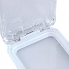 Profesional IP68 caso impermeable para IPHONE 4 / 4S / 5 / 5S - Blanco