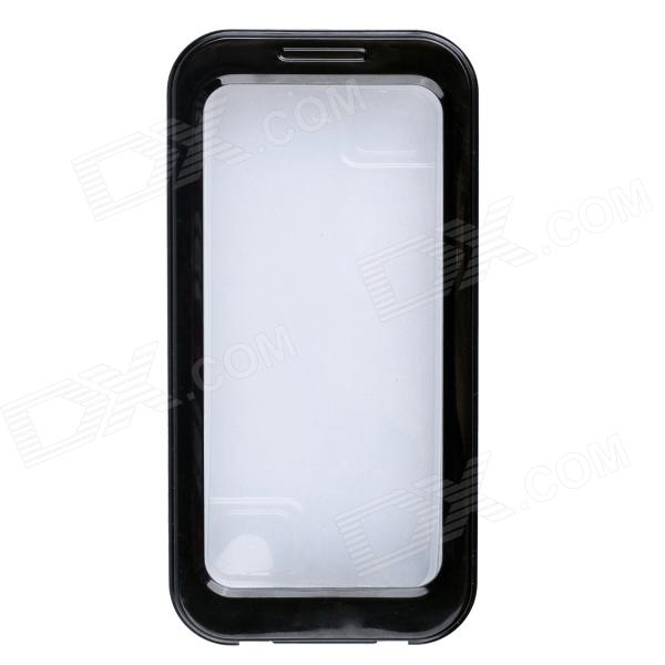 HW01 Professional IP68 Waterproof Case for IPHONE 4 / 4S / 5 / 5S - Black