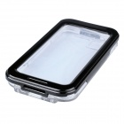 Professional IP68 Waterproof Case for IPHONE 4 / 4S / 5 / 5S - Black