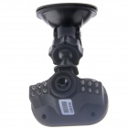 "Aladdin A520B 1.5"" TFT 1080P 3.0MP 120° Wide Angle CMOS Car DVR Camcorder - Black"