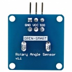 Rotary Angle Sensor w/ Potentiometer Volume Control for Arduino Black