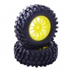 96mm Climbing Tire - Yellow