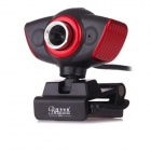 BLUELOVER Z502 0.3 MP USB Wired Camera - Red