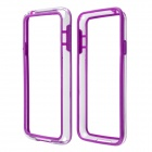 High Quality Plastic Protective Bumper Frame for Samsung Galaxy S5 - Purple