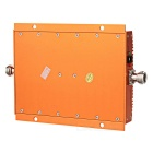 TWP TD980 700mW 800MHz 824~849MHz / 869~894MHz CDMA Cell Phone Signal Amplifier Booster - Iron Red