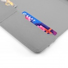 Serie Graffiti Jellyfish Estilo PU Leather + caso plástico para el IPAD MINI / MINI IPAD RETINA