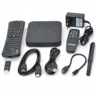 MINIX NEO X8-H Quad-Core Android 4.4.2 Google TV Player w/ 2GB RAM,16GB ROM, Wi-Fi, SD + Fly Mouse