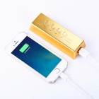 REMAX RM6666 Universal 6600mAh  Li-ion Battery Power Bank - Golden