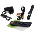 ROCS RSTWT02 Quad-core Android 4.2.2 Smart TV Box w/ 2.0MP / 2GB RAM / 8GB ROM / Bluetooth - Black