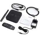 MINIX NEO X8-H Android 4.4.2 HD TV Box w/  Dual Band Wi-Fi / Bluetooth / SD / HDMI - Black