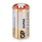 GP 476A-C1 6V Non-rechargeable 4LR44 Alkaline Battery for Camera / Doorbell + More - Golden + White