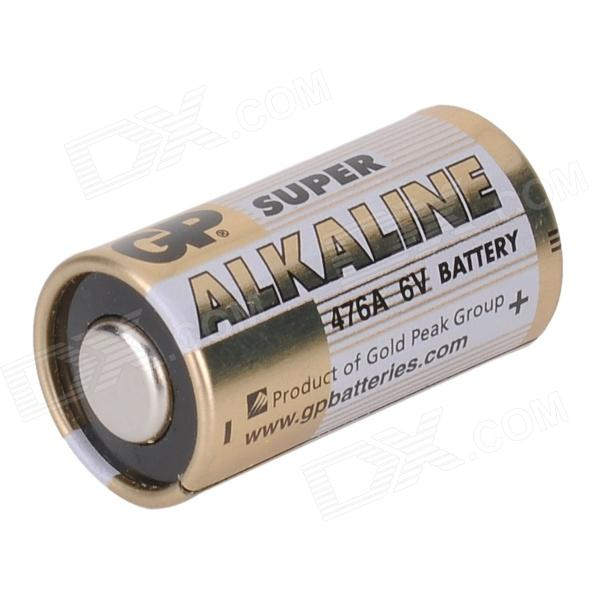 gp 476a c1 non rechargeable 4lr44 alkaline battery for camera doorbell free shipping dealextreme. Black Bedroom Furniture Sets. Home Design Ideas