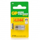 GP 476A-C1 Non-rechargeable 4LR44 Alkaline Battery for Camera,Doorbell