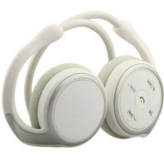 AX-698 3-in-1 Bluetooth V4.0 Neckband Headphones w/ Microphone / FM / TF