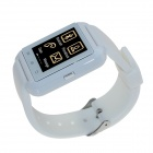 "U8 Wearable 1.48"" Touch Screen Watch telefone com Bluetooth e pedômetro"