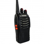 ZASTONE  ZT-V68 UHF Mini Professional Walkie Talkie - Black
