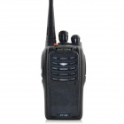 ZASTONE ZT-Q9  UHF Professional Radio Walkie Talkie - Black