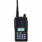 "Zastone ZT-Q5 UHF / VHF 99-CH Radio / Walkie Talkie w/ 1.4"" LCD Display - Black"