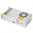 JRLED PS400-H1V12 400W 33.3A Switching Power Supply for Light Strip - Silver (175~240V)