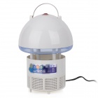 INF0RMYI YFY-MW001 5W Photocatalyst Mosquito Killer - White + Translucent Blue (US Plug / 220V)
