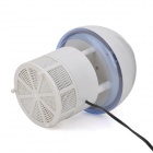 INF0RMYI YFY-MW001 5W Photocatalyst Mosquito Killer-Valkoinen + Translucent Blue (US Plugss / 220V)