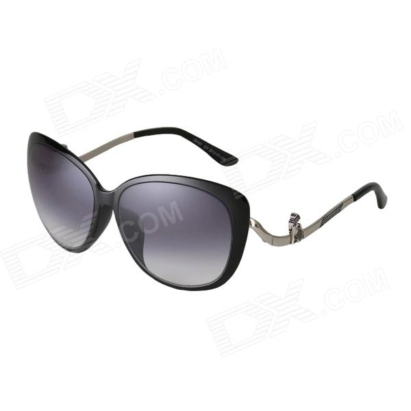 цены Reedoon 76101 Elegant Classic UV400 Sunglasses - Black