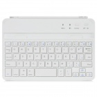 KB656 59-Key Bluetooth V3.0 Wireless Keyboard  for IPAD MINI / RETINA IPAD MINI - White + Silver