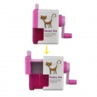 Angibabe Office And School Stationery Pencil Sharpener - Pink