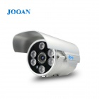 JOOAN JA-516KRB-T HD 1080TVL Gun Shape Tube Waterproof Surveillance Camera w/ 6-Dot Array IR