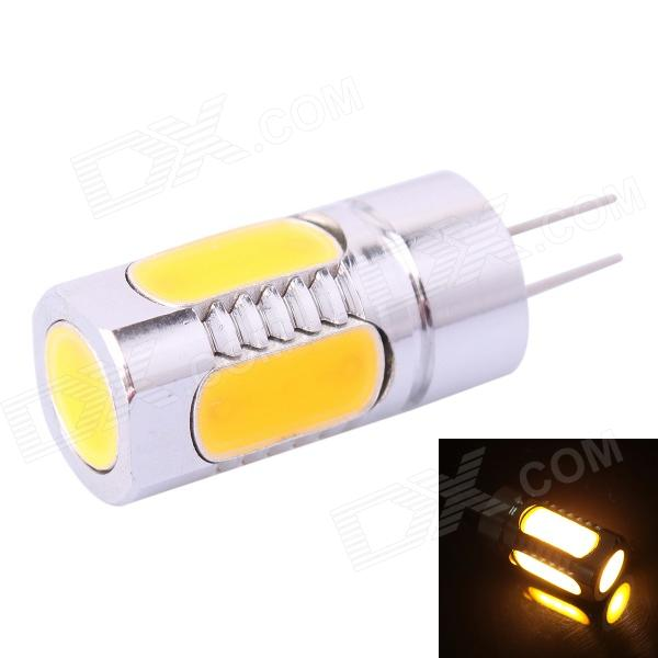 G4-5D 5W 250LM 3500K Warm White LED Light Bulb (DC 12V)