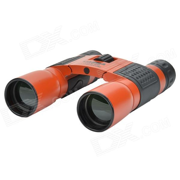 Panda 30X40 Waterproof FMC Green Film + Blue Film Portable HD Night Vision Binoculars -Black +Orange