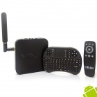 MINIX NEO X8-H Quad-Core Android 4.4.2 Google Player w/ 2GB RAM, 16GB ROM, Dual-Band Wi-Fi - Black