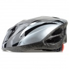 PC ciclismo Outdoor + casco moto-EPS - nero + argento