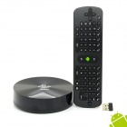 Jesurun S82B Quad-Core Android 4.4 Google TV Player w/ 2GB RAM, 8GB ROM, XBMC + RC11 Air Mouse