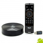 Jesurun S82B 4K Quad-Core Android 4.4.2 Google TV Player w/ 2GB RAM, 16GB ROM, XBMC + F10 Air Mouse