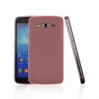 Buy Angibabe Clear Soft Jelly TPU Slim Cover Case Samsung Galaxy Grand 2 G7106 - Light Pink