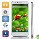 "JIAKE JK-2 MTK6592 Octa-Core Android 4.4.2 WCDMA Bar Phone w/ 5.5"" IPS HD, 8GB ROM, GPS, OTG - White"