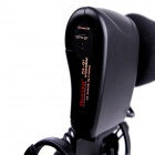 LETSPRO YS-5 Professional Stereo Microphone - Black (2 x AA)