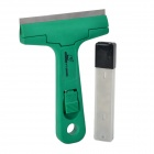 HARK CAPUT YT-256008 Portable Cleaning Scraper Tool - Grass Green