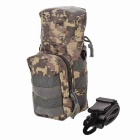 Deportes al aire libre 600D Oxford Nylon Water Bottle Bag - Camouflage