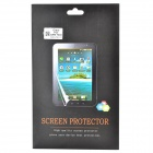 Protective Clear PET Screen Film Guard Protector for Samsung Galaxy Tab 4 7.0 - Transparent