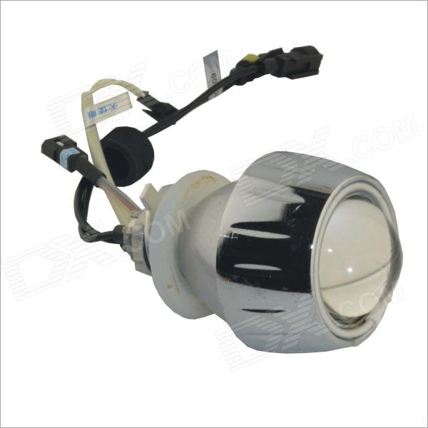 Carking ABI 35W 2600lm 6000K Blue Angel Eyes 2 Inch Motorcycle  Lens Projection Lamp (9~16V)